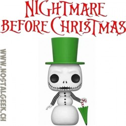 Funko Pop! Disney Nightmare before christmas Snowman Jack Skellington