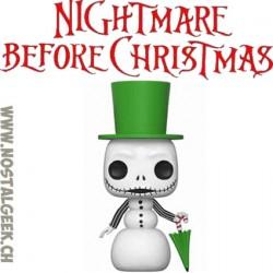 Funko Pop! Disney Nightmare before christmas Snowman Jack Skellington Vinyl Figure