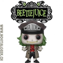Funko Pop Movie Beetlejuice (Guide Hat)