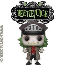 Funko Pop Movie Beetlejuice (Guide Hat) Vinyl Figure