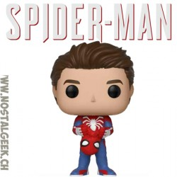 Funko Pop! Marvel Games Spider-man Unmasked