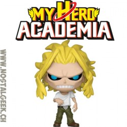 Funko Pop! Anime My Hero Academia All Might (Weakned) Vinyl Figure