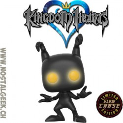 Funko Pop Disney Kindom Hearts Shadow Heartless Chase GITD Edition Limitée