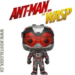 Funko Pop Marvel Ant-Man and The Wasp Hank Pym Vinyl Figure