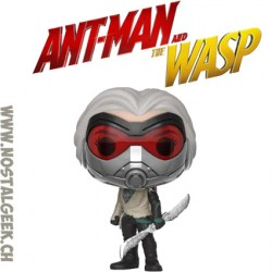 Funko Pop Marvel Ant-Man and The Wasp Janet Van Dyne
