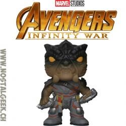 Funko Pop Marvel Avengers Infinity War Cull Obsidian Edition Limitée