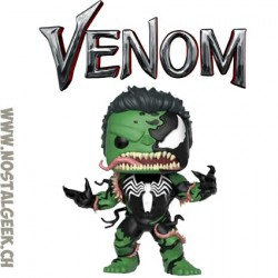 Funko Pop Marvel Venom Venomized Hulk