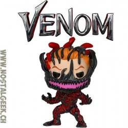 Funko Pop Marvel Venom Carnage Vinyl Figure