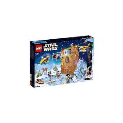 calendrier de lavent lego star wars christmas