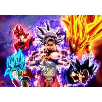 Toy Funko Pop Dragon Ball Super Goku Ultra Instinct Vinyl