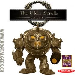 Funko Pop 15 cm SDCC 2017 Elder Scrolls Dwarven Colossus Vinyl Figure
