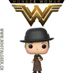 Funko Pop DC Wonder Woman Diana Prince (Ice Cream) Exclusive Vinyl Figure