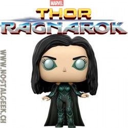 Funko Pop! Marvel Thor Ragnarok Hela (No helmet) Exclusive Vinyl Figure