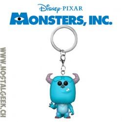 Funko Pop Pocket Disney Monsters Sulley Vinyl Figure