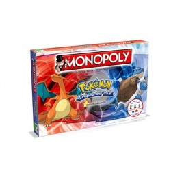 Monopoly Pokemon In french