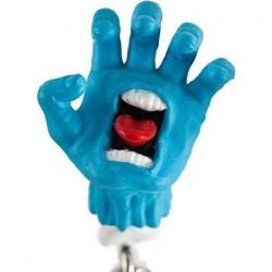 Kidrobot - Santa Cruz Screaming Hand zipper pull