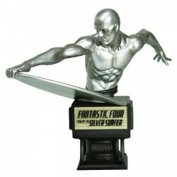 Marvel Fine Art bust Fantastic 4 Silver Surfer 23 cm