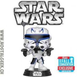 Funko Pop Star Wars NYCC 2018 Captain Rex Exclusive Vinyl Figure