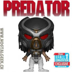 Funko Pop Movies NYCC 2018 The Predators Fugitive Predator Exclusive Vinyl Figure