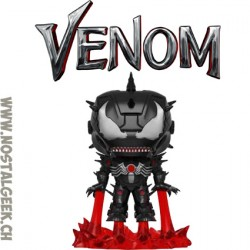 Funko Pop Marvel Venom Venomized Iron Man (Rare)