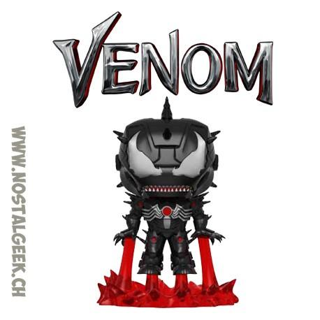 Funko Pop Marvel Venom Venomized Iron Man (Rare)