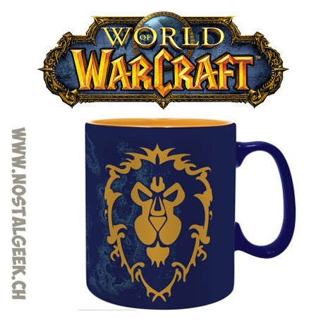 World of Warcraft - Mug Alliance 460 ml