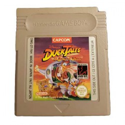 Game Boy Duck Tales Nintendo