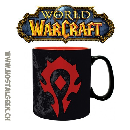 World of Warcraft - Tasse Horde 460 ml