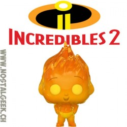 Funko Pop Disney The Incredibles 2 Fire Jack-Jack Exclusive