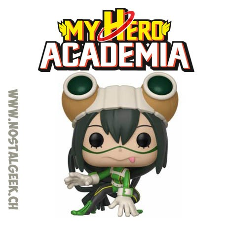 Funko Pop! Anime My Hero AcademiaTsuyu