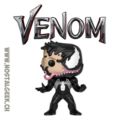 dff46ec0242 Toy Funko Pop Marvel Venom (Eddie Brock) Vinyl Figure geek suisse ...