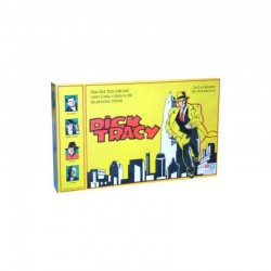 The Dick Tracy Game - Editrice Giochi -Jeu de société