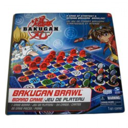 Bakugan Brawl Battle Brawlers Sega Toys Board Game