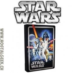 Star Wars Toile lumineuse