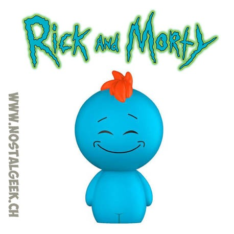 Funko Dorbz Rick and Morty Mr. Meeseeks Vinyl Figure