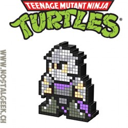 TMNT Foot Soldier Pixel Pals Light up