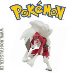 Pokemon Lyvanroc (Midnight Form) Pokemoon Moon Action Figure