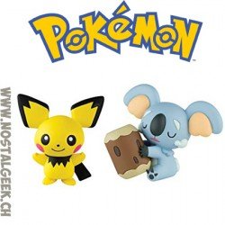 Pokemon Fight Pack Pichu Vs Komala Figures