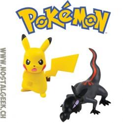Pokemon Fight Pack Pikachu Vs Salandit Figures