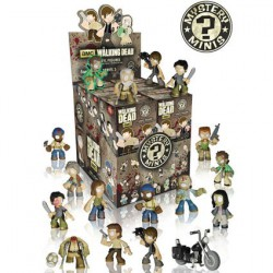 Funko Mystery Minis The Walking Dead Série 3