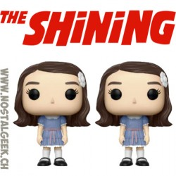 Funko Pop Movies The Shining The Grady Twins Edition Limitée