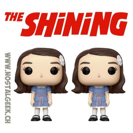 Funko Pop Movies The Shining The Grady Twins Edition Limitée