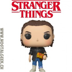 Funko Pop Stranger Things Eleven (Punk) Edition Limitée