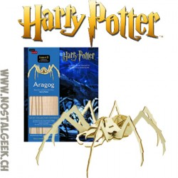 Harry Potter - Dans les coulisses des films Harry Potter : Aragog