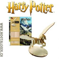 Harry Potter: Buck Livre + puzzle 3d en Bois