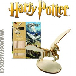 Harry Potter Buck The book + 3d Puzzle Kit