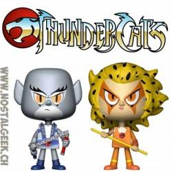 Funko Vynl. Thundercats Panthro + Cheetara Vinyl Figures