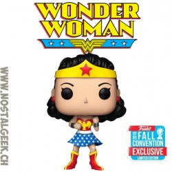 Funko Pop DC Wonder Woman Diana Prince (Ice Cream) Edition Limitée