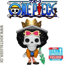 Funko Pop! Animation NYCC 2018 One Piece Brook Vinyl Figure