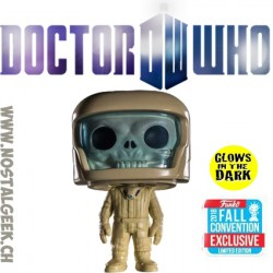 Funko Pop TV NYCC 2018 Doctor Who Vashta Nerada Phosphorescent Edition Limitée
